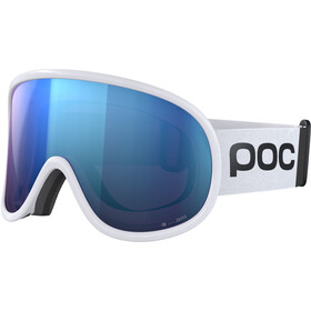 POC Retina Big Clarity Goggles hydrogen white/spektris orange